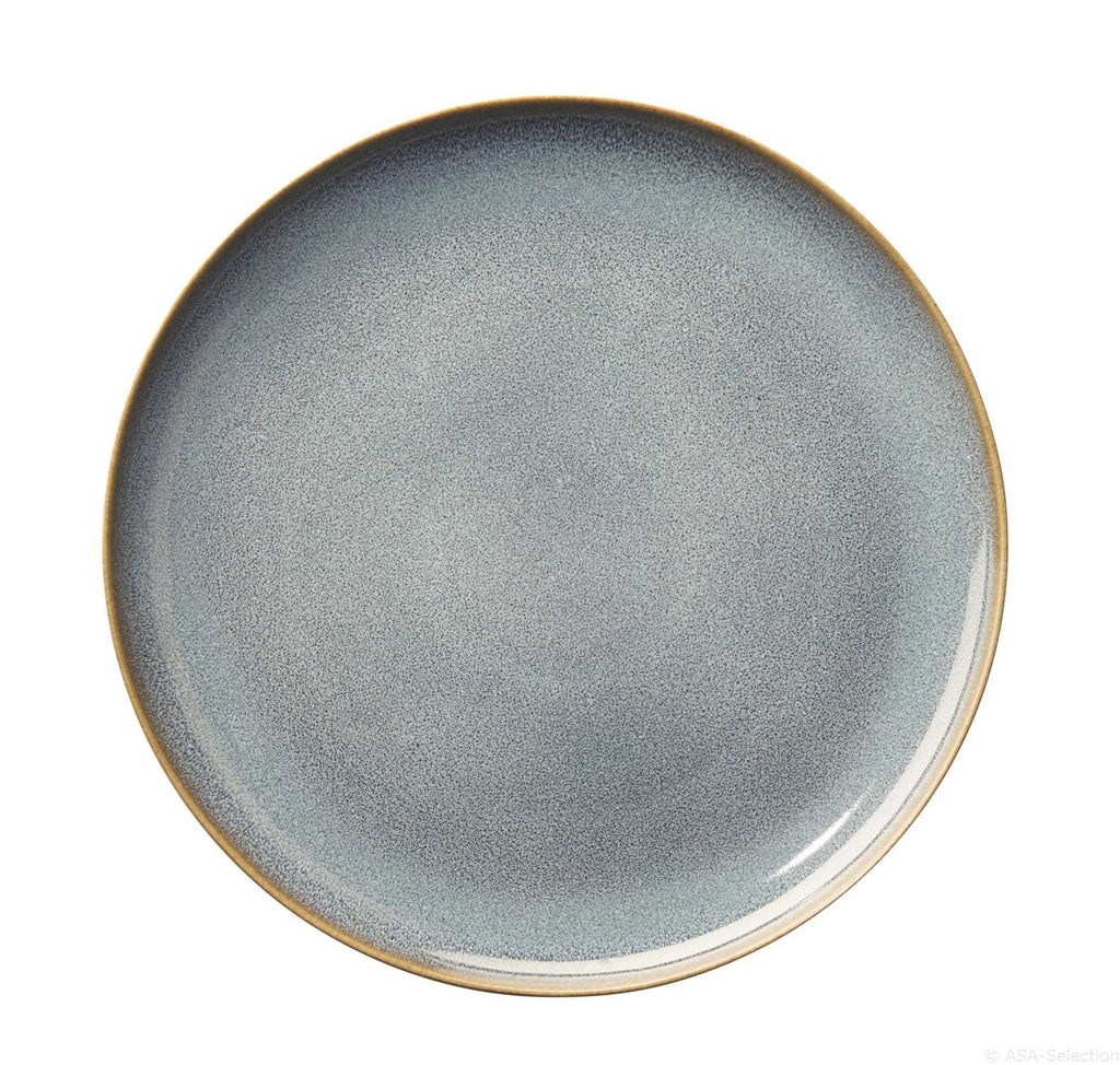 Saisons Denim Dinner Plate