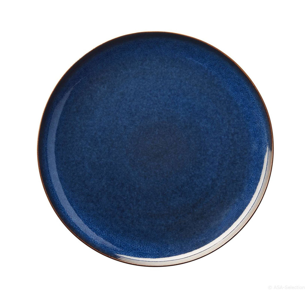Saisons Midnight Blue Dinner Plate