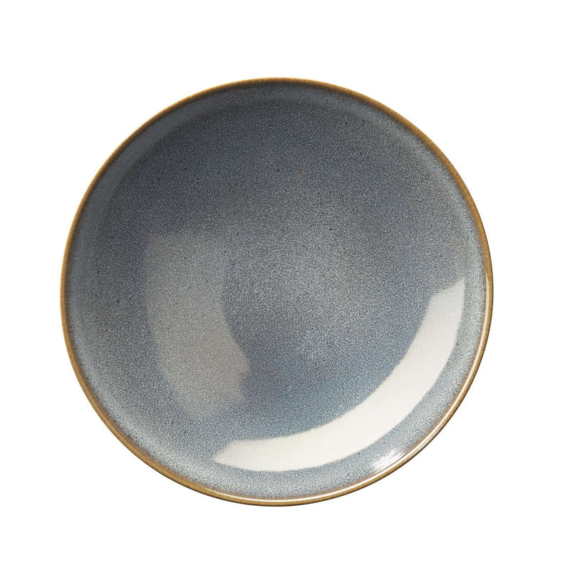 Saisons Denim Gourmet Dinner Plate