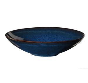 Saisons Midnight Blue Gourmet Dinner Plate