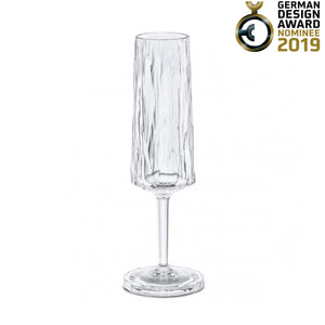 Superglas® Champagne Glass 100ml CLUB NO. 5