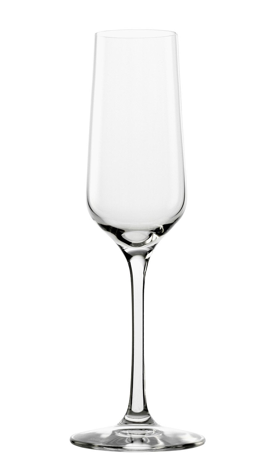 Stoelzle Revolution Champagne Sparkling Glass Lead Free Crystal