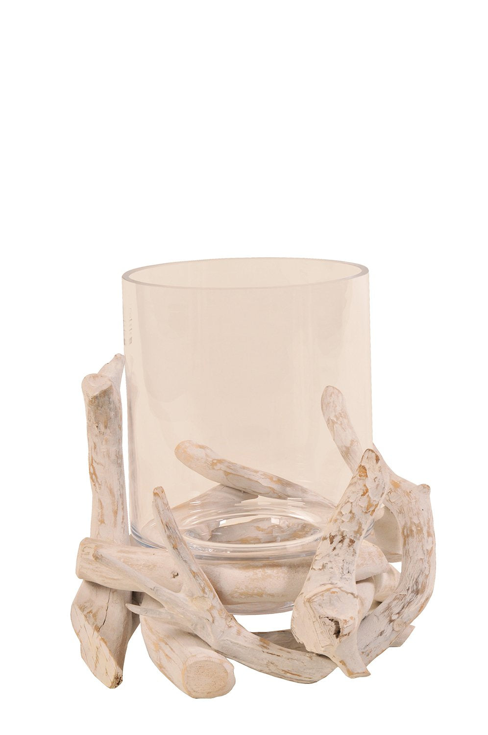 Vase | Laguna White | Hebe Medium