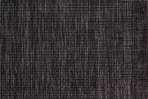 Placemat | Plaided | Black | Textured