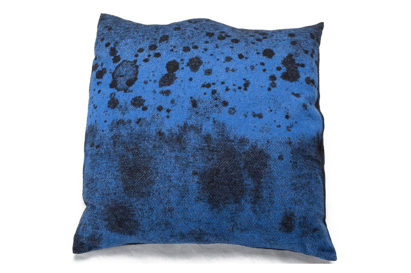SILVRETTA Cotton Cushion | Royal Blue | 60 x 60 cm