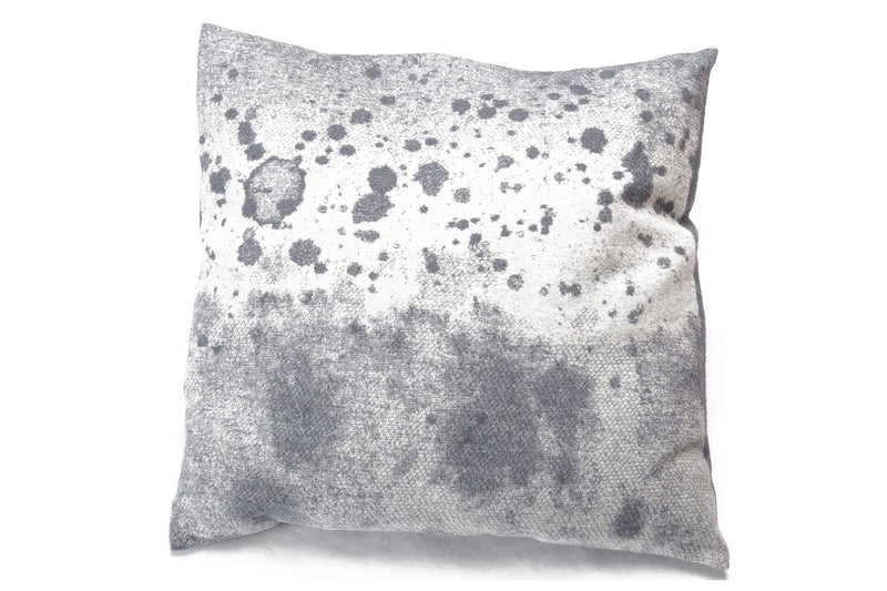 SILVRETTA Cotton Cushion | Grey| 60 x 60 cm