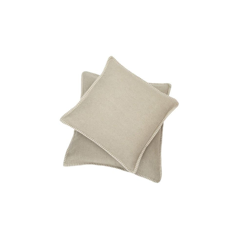 SYLT Cotton Cushion | Sage | 40 x 40 cm