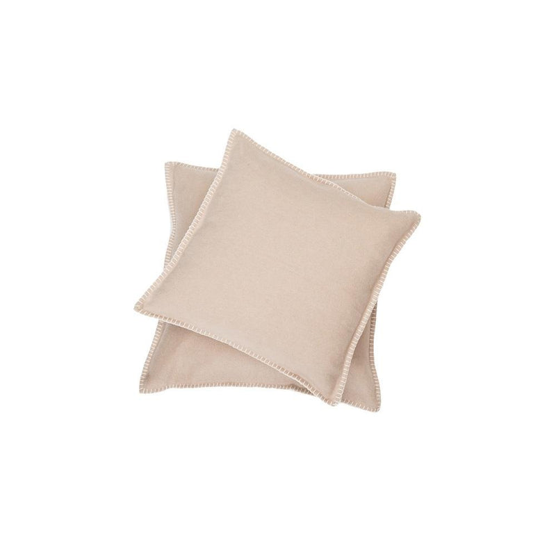 SYLT Cotton Cushion | Cement | 40 x 40 cm