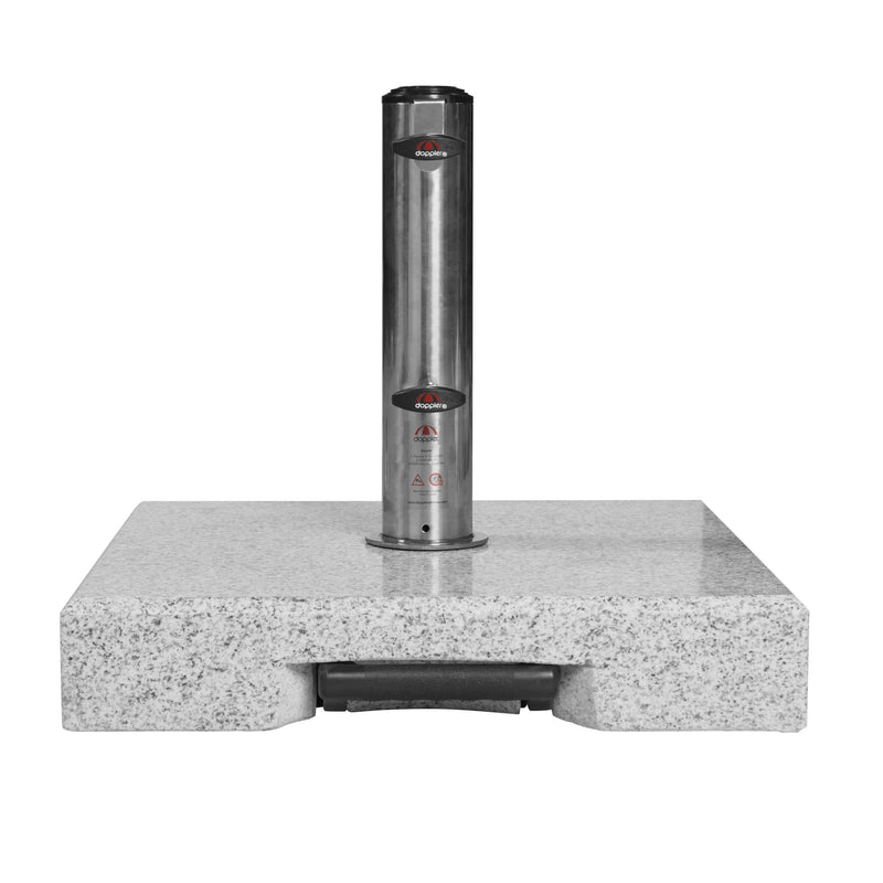 ACTIVE Granite Base 40 kg, with wheels