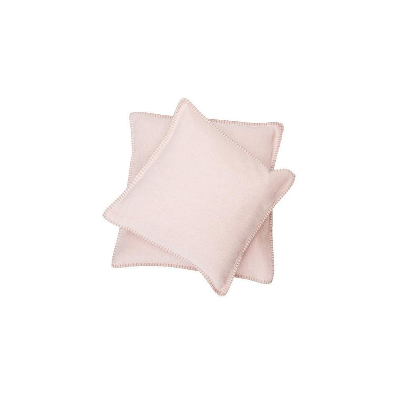 SYLT Cotton Cushion | Peach | 50 x 50 cm