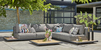Kota 5-seater Corner Outdoor Patio Set
