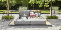 Kota Double Patio Outdoor Daybed