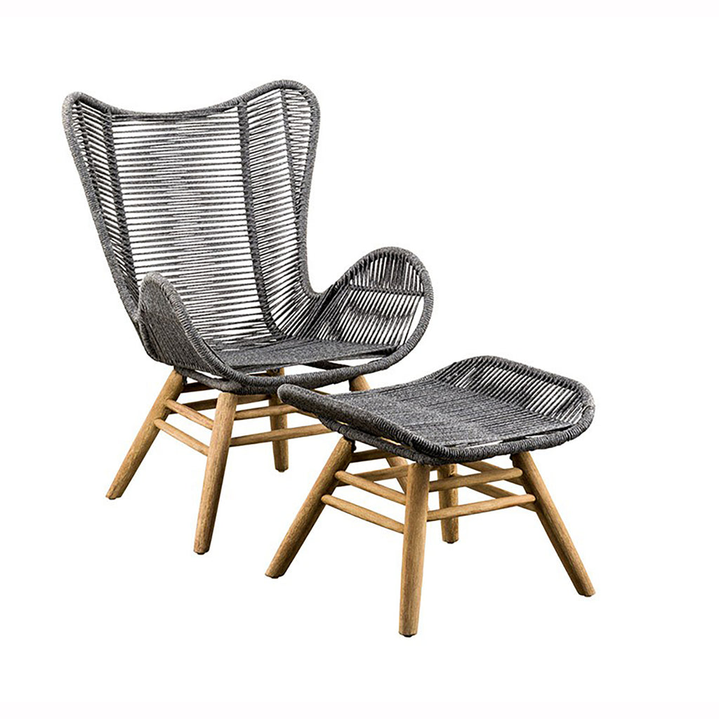 Kreta Outdoor Lounge Chair