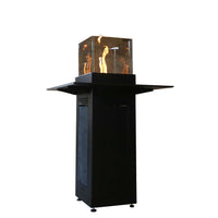 Pellet Heater | Bar Table | with Tableplate