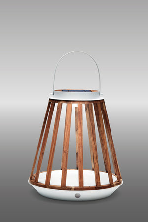 Outdoor | Solar LED Lantern | Kate - Medium