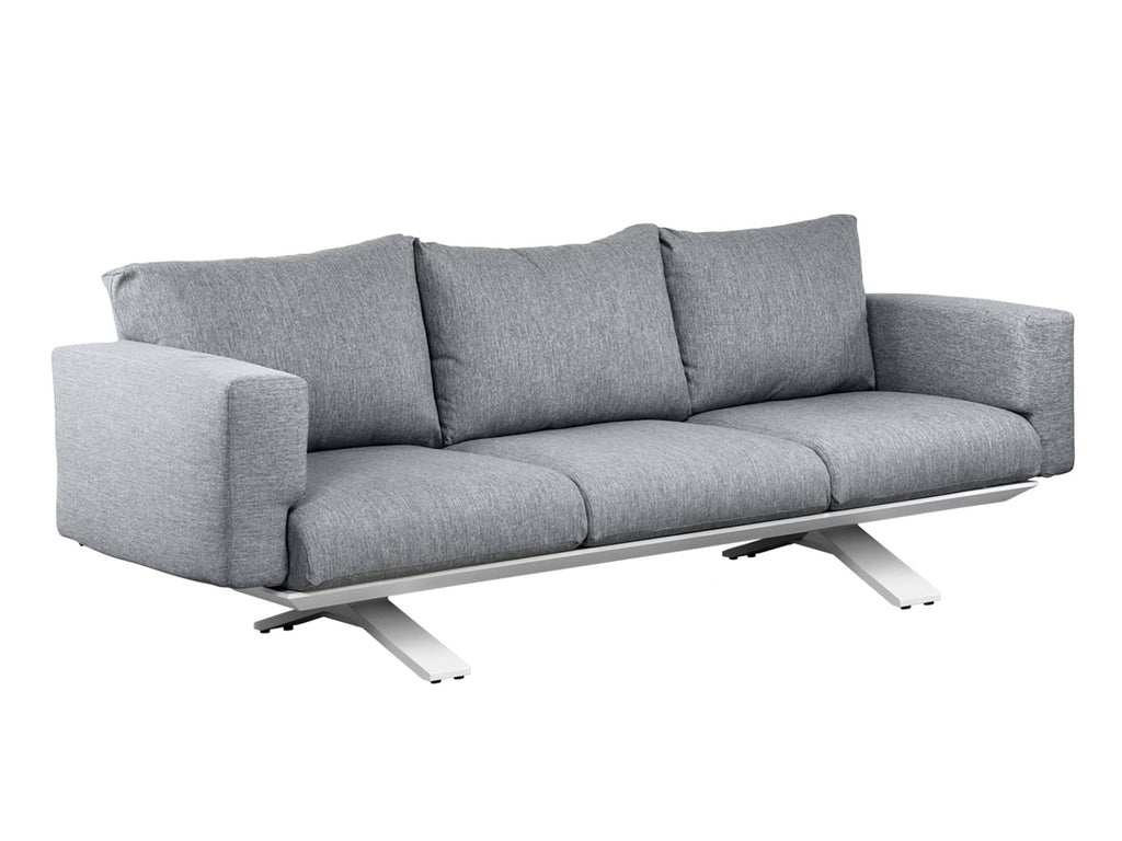 Stockholm Outdoor 3-Seater Sofa