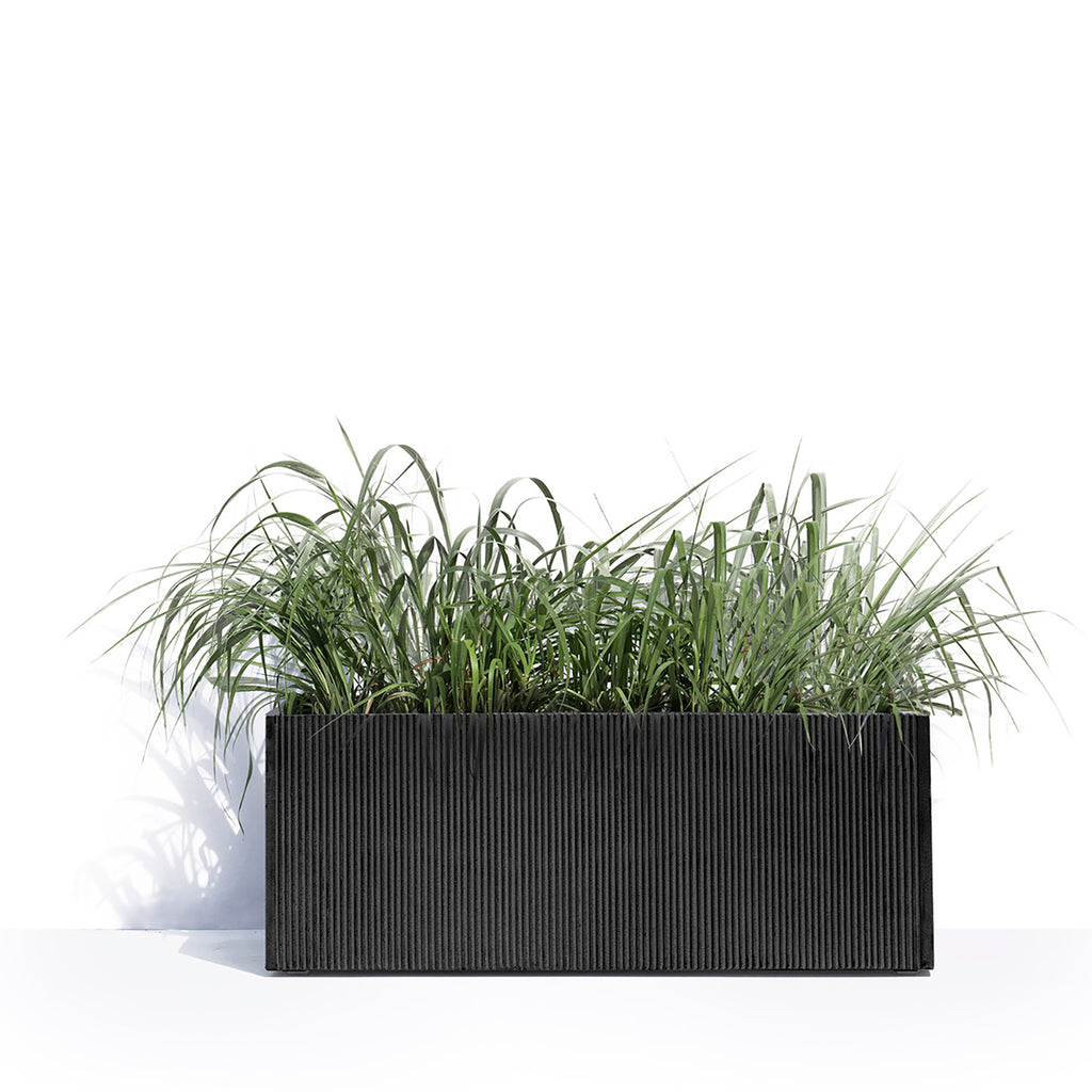 Athena Planter Pot - Striped
