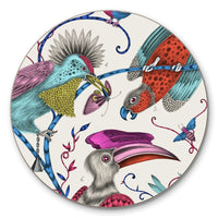 Coaster | Audubon | Multi