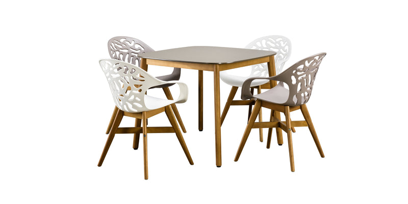 Outdoor Dining Set | Matinique | Table and Chairs