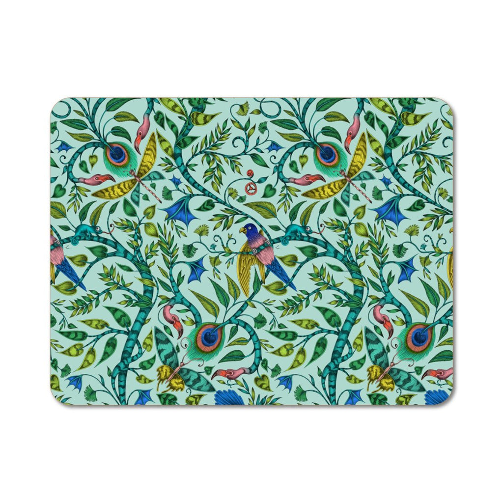 Tablemat | Rousseau | Turquoise