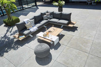 Stockholm Outdoor Lounge Corner Set