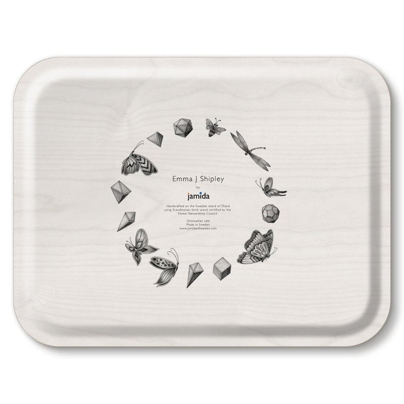 Birchwood Tray | Zambesi | Pink