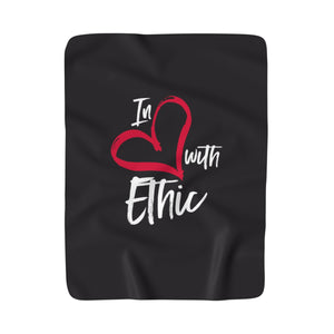 Love Ethic Fleece Blanket