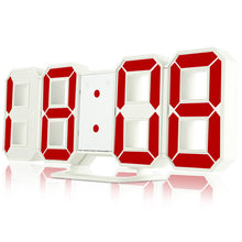 Load image into Gallery viewer, 3D LED Digital Wall Clocks