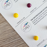 Primary Palette Dot Card (6 colours)