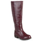 Womens Regular and Wide-Calf Knee-High Stretch Riding Boot