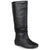Womens Regular and Wide-Calf Slouch Riding Mid-Calf Boots