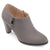 Womens Sadra Faux Suede Low-cut Comfort-sole Ankle Booties