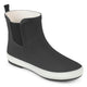 Womens Samar Rubber Sporty Solid Color Rainboots