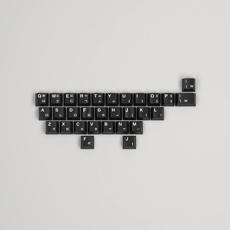 [Preorder] GMK WoB & BoW Hangul Add-On Kit