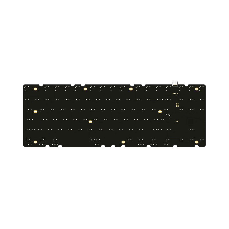 h87alps PCB front