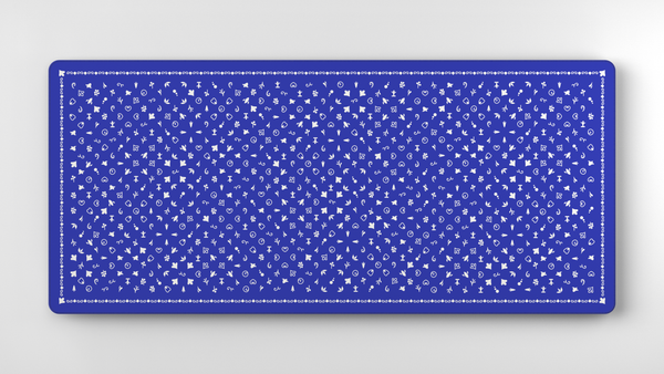 [GB] Delftware Deskmat