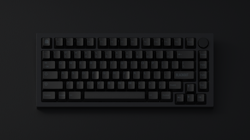[GB] GMK Stealth