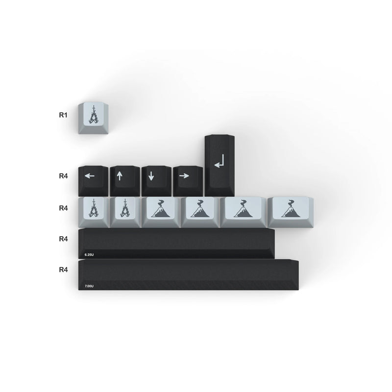 [Preorder] GMK Ashes