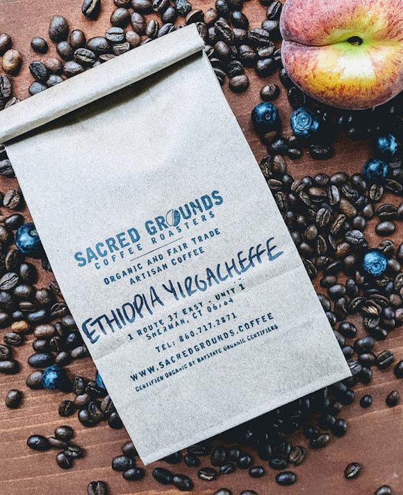 Ethiopia Yirgacheffe Medium Roast Coffee