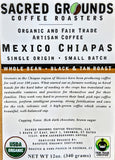 Mexico Chiapas Black and Tan Roast Coffee
