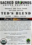 Ted's Blend Dark Roast Coffee
