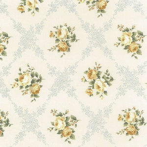 Rococo and Sweet fabric by Lecien 31055-90