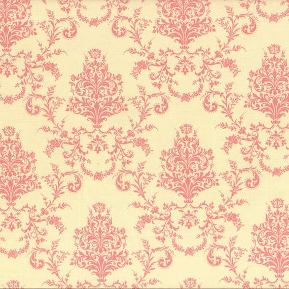 Rococo and Sweet fabric by Lecien 31056-10