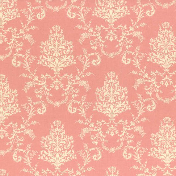 Rococo and Sweet fabric by Lecien 31056-20