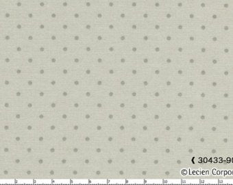 Durham cotton fabric by Lecien 30433-90