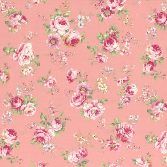 Rococo and Sweet fabric by Lecien 31053-20