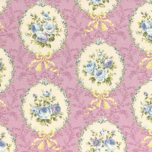Rococo and Sweet fabric by Lecien 31054-110