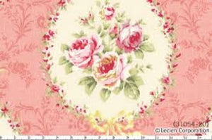 Rococo and Sweet fabric by Lecien 31054-20