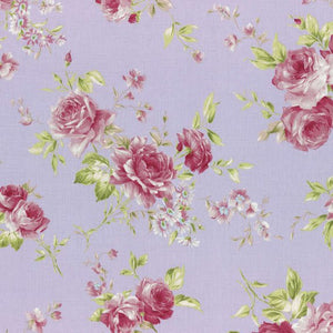 Rococo and Sweet fabric by Lecien 31137-110