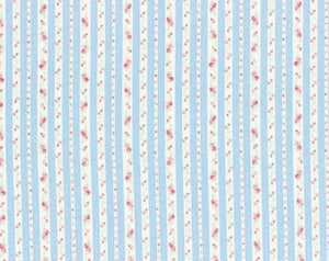 Petit Fleur cotton fabric by Lecien 31217-70